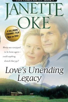 Love's Unending Legacy book cover