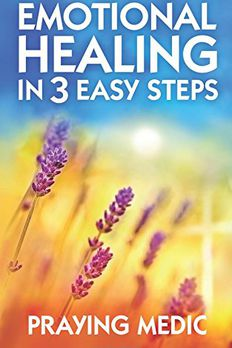 Emotional Healing in 3 Easy Steps book cover