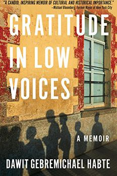 Gratitude in Low Voices book cover