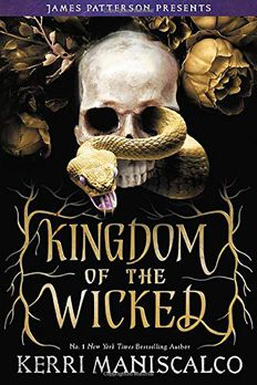 Kingdom of the Wicked book cover