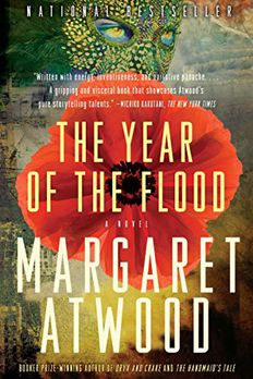 The Year of the Flood book cover
