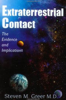 Extraterrestrial Contact book cover