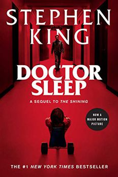 Doctor Sleep book cover