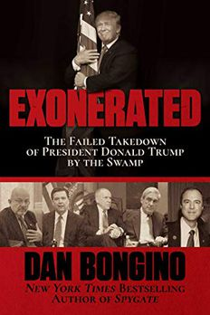 Exonerated book cover