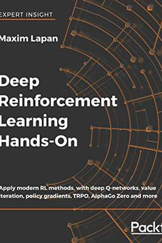 Deep Reinforcement Learning Hands-On book cover