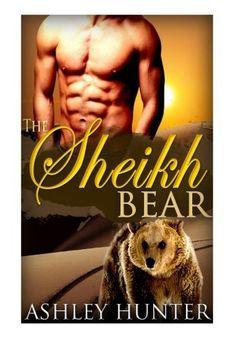 The Sheikh Bear book cover
