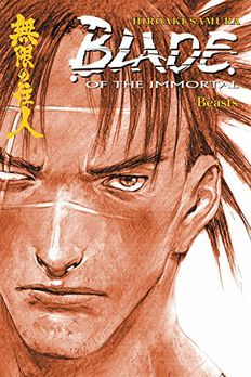 Blade of the Immortal Volume 11 book cover