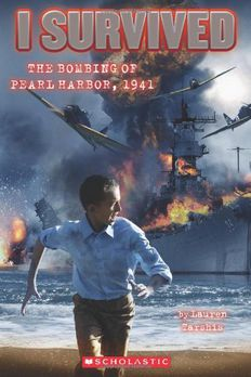 I Survived the Bombing of Pearl Harbor, 1941 book cover