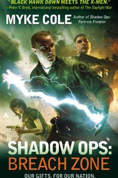Breach Zone book cover