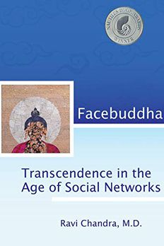 Facebuddha book cover