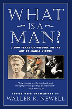 What Is a Man? book cover