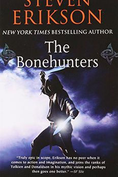 The Bonehunters book cover