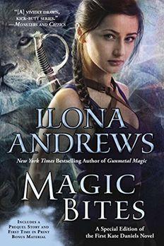 Magic Bites book cover