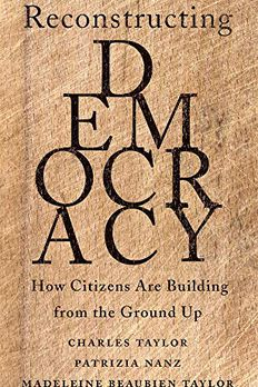 Reconstructing Democracy book cover