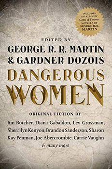 Dangerous Women book cover
