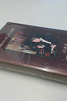 Woman of Letters book cover