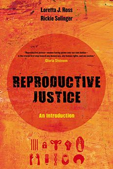 Reproductive Justice book cover