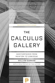 The Calculus Gallery book cover