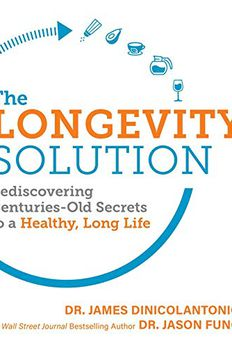 The Longevity Solution book cover