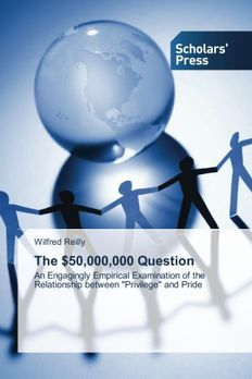 The $50,000,000 Question book cover