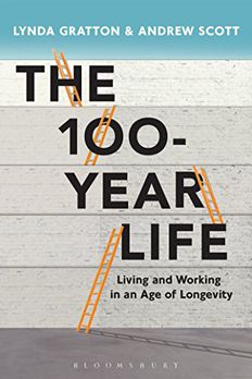 The 100-Year Life book cover