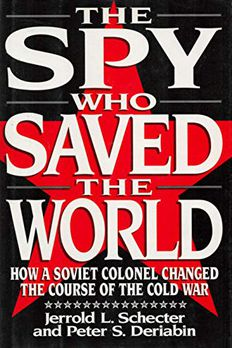 The Spy Who Saved the World book cover