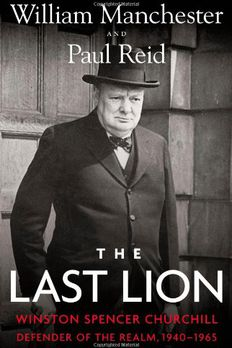 The Last Lion book cover
