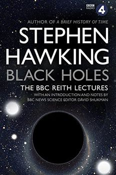 Black Holes The Reith Lectures book cover