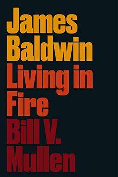 James Baldwin book cover