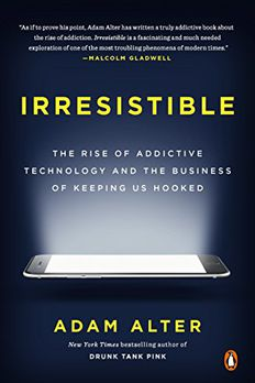 Irresistible book cover