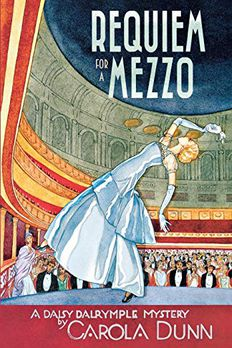 Requiem for a Mezzo book cover
