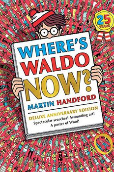Where's Waldo Now? book cover