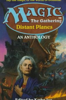 Distant Planes book cover