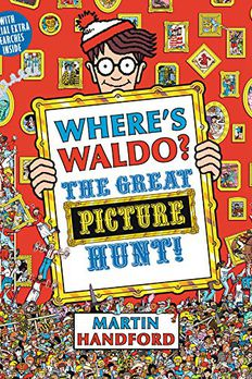 Where's Waldo? The Great Picture Hunt book cover