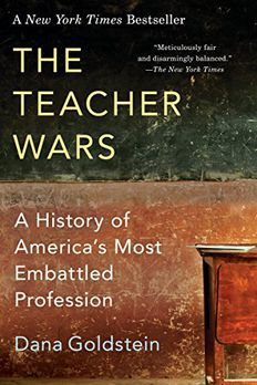 The Teacher Wars book cover