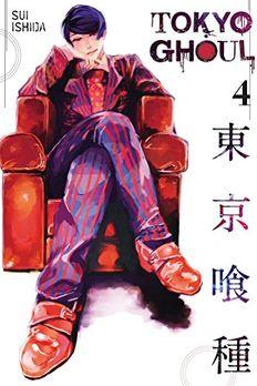 Tokyo Ghoul, Vol. 4 book cover