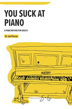 You Suck at Piano book cover
