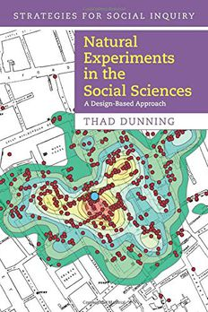 Natural Experiments in the Social Sciences book cover