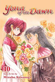 Yona of the Dawn, Vol. 10 book cover