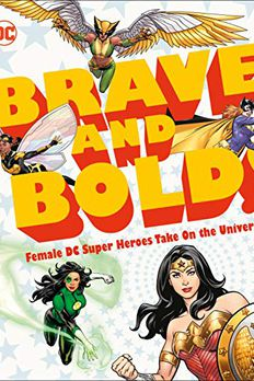 DC Brave and Bold! book cover