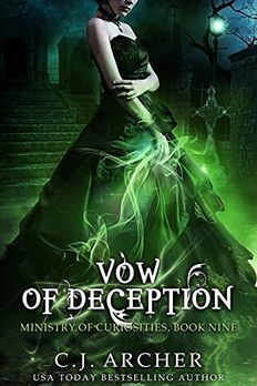 Vow of Deception book cover
