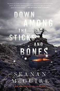 Down Among the Sticks and Bones book cover