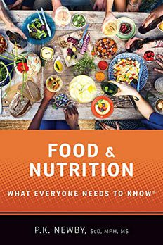 Food and Nutrition book cover
