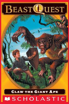 Claw the Giant Ape book cover