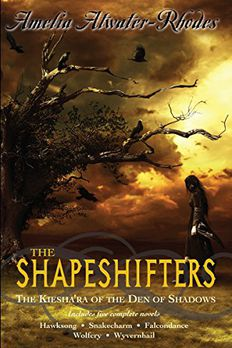 The Shapeshifters book cover