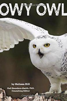 Snowy Owls book cover