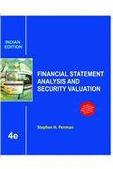 Financial Statement Analysis and Security Valuation book cover