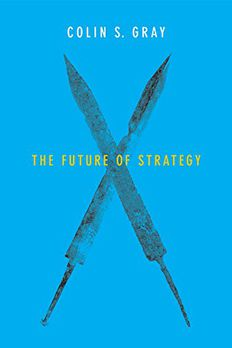 The Future of Strategy book cover