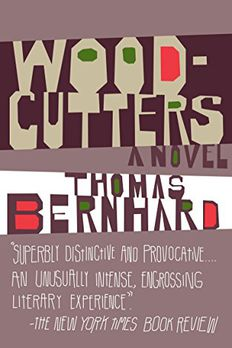 Woodcutters book cover