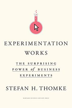 Experimentation Works book cover
